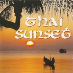 CD Thai Sunset, original, muzica ambientala
