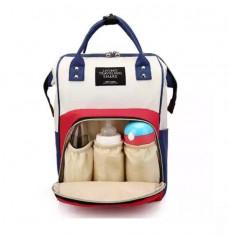 Geanta rucsac pentru mamici si bebelusi, multifunctionala foto