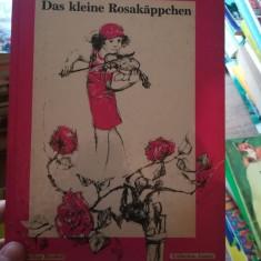 Das kleine Rosakappchen – Fred Elmont