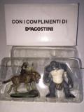 Figurine seria Stapanul Inelelor - Lupo Mannaro + Cavaliere + Troll