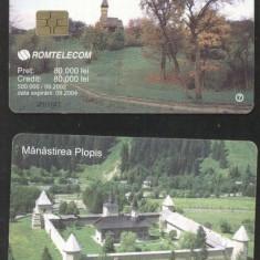 Romania 2002 Telephone card Monasteries Churches CT.020