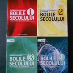 CRISTINA BALANESCU - BOLILE SECOLULUI 4 volume