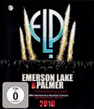 Emerson, Lake Palmer 40th Anniversary Reunion DTS 5.0 (dvd)