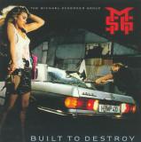 Michael Schenker Group Built To Destroy HQ LP (vinyl)