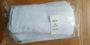 Mască textilă 100% bumbac