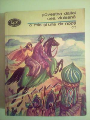 Bpt 736 1001 nopti vol 7, povestea dalilei cea vicleana foto