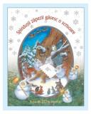 Spiriduşii zăpezii găsesc o scrisoare