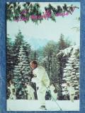 416 - Soldati, vanatori de munte in camuflaj iarna/ Editura militara / circulata