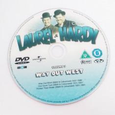 Stan si Bran – Way Out West, DVD, Altele