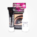 Vopsea sprancene Henna Brown
