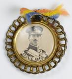 Medalion regalist - regele Carol II