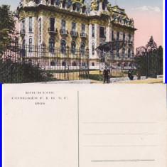 Bucuresti- Palatul Cantacuzino-Congresul FIDAC