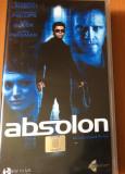ABSOLOM - Film CASETA VIDEO VHS