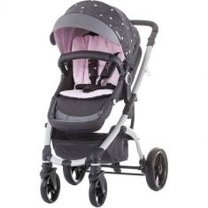 Carucior Malta 3 in 1 2020 Baby Pink