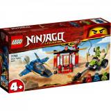 LEGO® Ninjago® - Intrecere cu avionul de lupta (71703)