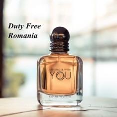 Parfum Original Emporio Armani Stronger with You Barbati Tester + CADOU, Apa de parfum, 100 ml