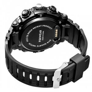 Ceas Spion cu Camera iUni SpyCam FOX9, Full HD, Wireless, Night Vision, Senzor de Miscare, Memorie 16GB