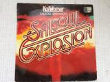 Kai warner warner's salsoul sensation explosion disc vinyl lp muzica disco funk, VINIL, Phonogram rec