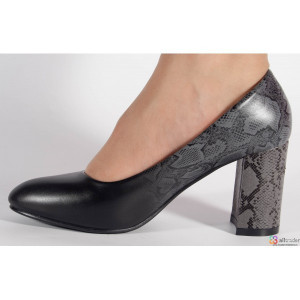 Pantofi office negri (cod 525067)