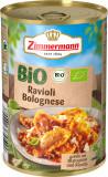 Cumpara ieftin Ravioli Bolognese 400g Zimmermann Bio