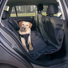 Husă scaun mașină 1,45 x 1,60 m - negru