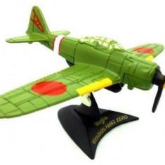 Macheta avion MITSUBISHI A6M2 ZERO -  MAISTO scara 1:72