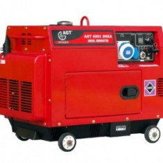 Generator diesel 5kVA, AGT 6801 DSEA cu automatizare inclusa
