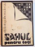 SAHUL PENTRU TOTI de ELISABETA POLIHRONIADE,1984
