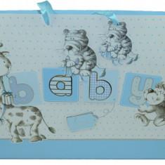 Punga pentru cadouri-Meidi Baby Boy PCM13-AL, Albastru