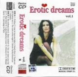 Caseta Erotic Dreams Vol.1, originala