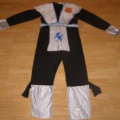 Costum carnaval serbare ninja pentru copii de 10-11-12 ani, 10-11 ani, Din imagine