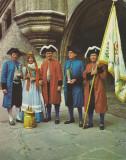 Activitati femei -Costume traditionale din Lepzig- Germania