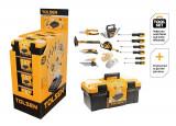 Cumpara ieftin Set de 26 de unelte de mana, Tolsen Tools