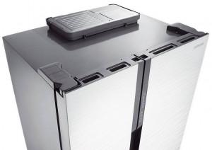 Frigider Side by side Samsung RS552NRUA1J/EO No Frost 591 Litri Clasa A+ Alb