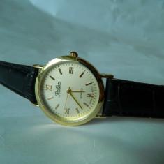 Ceas de dama REFLEX , quartz japonez , auriu