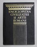 ENCICLOPEDIA CIVILIZATIEI SI ARTEI ROMANE-JEAN-CLAUDE FREDOIILLE,BUC.1974