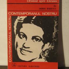 MAGDA ISANOS .DRUMUL CATRE ELEUSIS - HORIA BADESCU