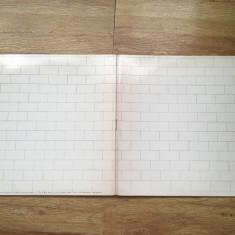 PINK FLOYD - THE WALL (2LP,2 VINILURI,1979,EMI/COLUMBIA,USA) vinil vinyl