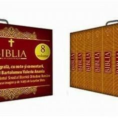 Biblia cu ilustrații (set 8 volume)