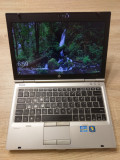 "Laptop HP Elitebook 2560p - 12.5"", Intel i5 2540M, 8GB RAM, 240GB SSD"