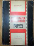 Stabilitatea Structurilor Probleme Speciale - A. Scarlat ,537768