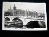 Carte postala Paris, Conciergerie, 1950