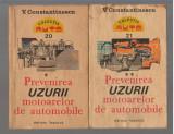 C9721 PREVENIREA UZURII MOTOARELOR DE AUTOMOBILE - V. CONSTANTINESCU, VOL. 1, 2