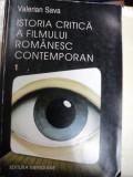 ISTORIA CRITICA A FILMULUI ROMANESC CONTEMPORAN-VALERIAN SAVA,BUCURESTI 1999