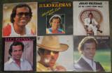 Julio Iglesias vinyl 6 discuri in franceza,italiana,spaniola preturi in anunt