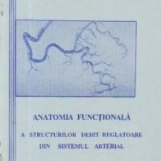 Anatomia functionala a structurilor debit reglatoare din sistemul arterial
