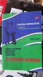LITERATURA ROMANA CARTEA DEFINITIVA A PREGATIRII EXAMENULUI DE BACALAUREAT