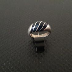 inel vechi de argint