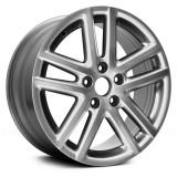 """Janta Aliaj Oe Volkswagen 17"""" 7,5J x 17 ET47 3C0601025R88Z, 5"""
