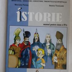 ISTORIE CLASA A IV A  - PENES , TRONCOTA ., Clasa 4